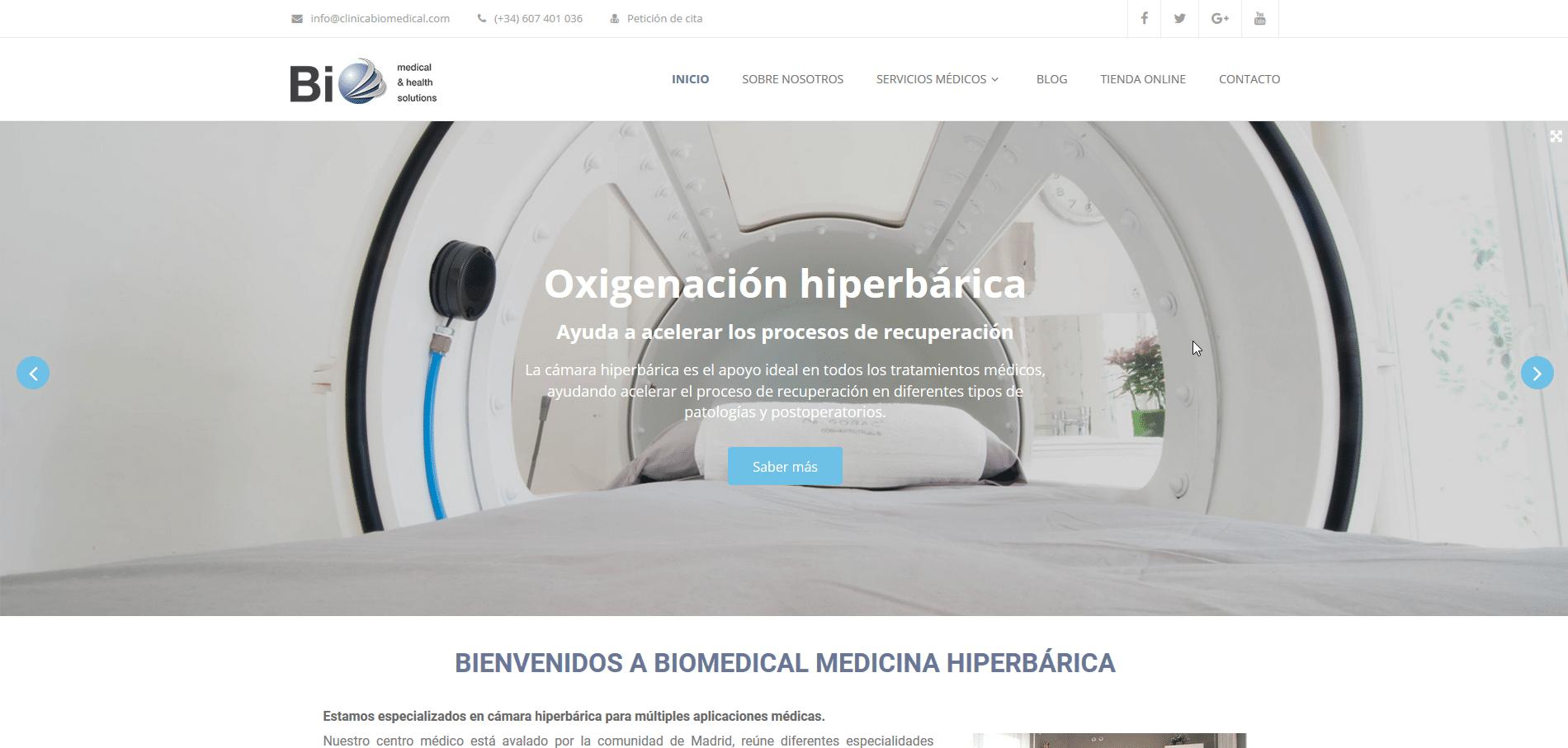 Clínica Biomedical