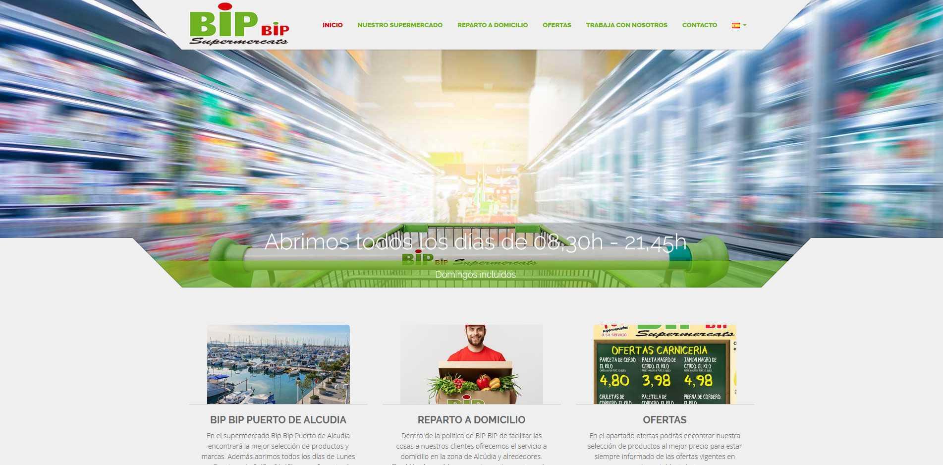 BIP BIP Supermercados